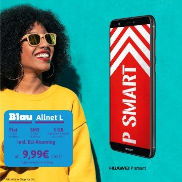 Blau L Psmart mobiletempel24